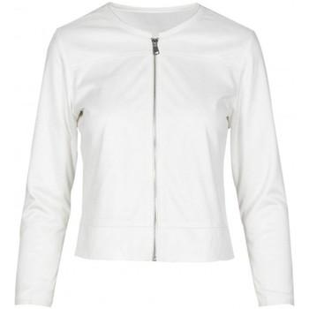 Abbigliamento Donna Giacche / Blazer Anonyme Giacca Ginko Corinne Bianco  ANYP130SJ163 WHIT Bianco