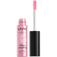 Bellezza Donna Gloss Nyx thisiseverything Lip Oil sheer  8 ml