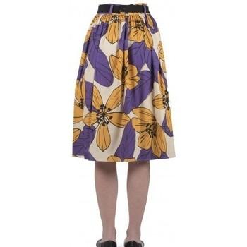Abbigliamento Donna Gonne Jucca J3115020 Multicolore