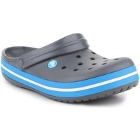 Scarpe Uomo Ciabatte Crocs Crocband  11016-07W grey