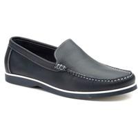 Scarpe Uomo Scarpe da barca Iberico Shoes  Bleu