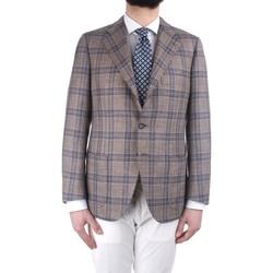 Abbigliamento Uomo Giacche / Blazer Cesare Attolini S19MA44 M21 Multicolore
