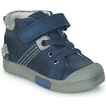 Scarpe Bambino Sneakers alte Mod'8 HERY Marine