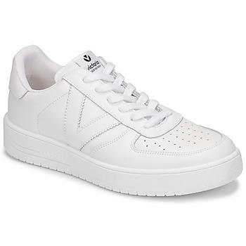 Scarpe Donna Sneakers basse Victoria SIEMPRE PIEL Bianco