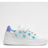 Scarpe Bambina Sneakers basse Lelli Kelly LK1828 Bianco