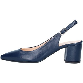 Scarpe Donna Décolleté Paola Ghia 8724 Decollete' Donna Blu Blu