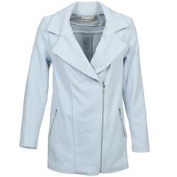 Abbigliamento Donna Cappotti Naf Naf AIMART Blu