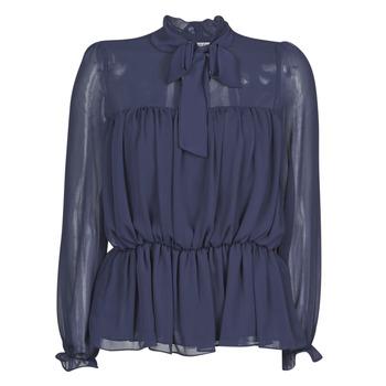 Abbigliamento Donna Top / Blusa Naf Naf HAZUL C1 Marine