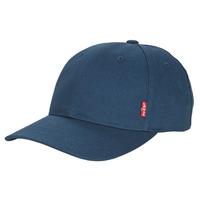 Accessori Uomo Cappellini Levi's CLASSIC TWILL RED CAP Blu