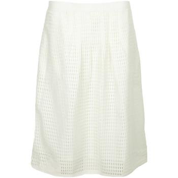 Abbigliamento Donna Gonne Paul Smith Jupe courte ajourée Bianco