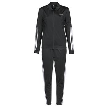 Abbigliamento Donna Tuta adidas Performance WTS BACK2BAS 3S Nero