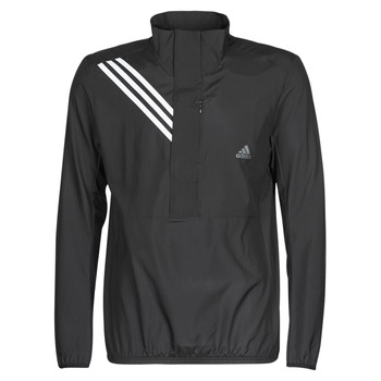 Abbigliamento Uomo Felpe adidas Performance OWN THE RUN JKT Nero