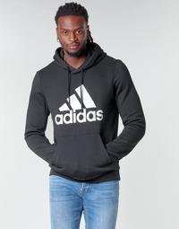 Abbigliamento Uomo Felpe adidas Performance MH BOS PO FL Nero