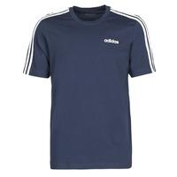 Abbigliamento Uomo T-shirt maniche corte adidas Performance E 3S TEE Inchiostro / Légende