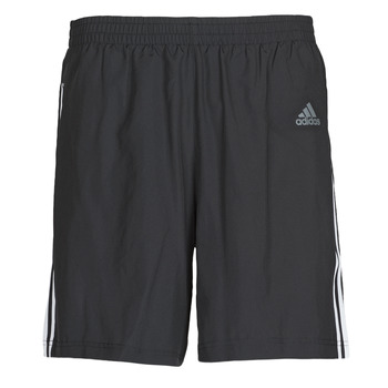 Abbigliamento Uomo Shorts / Bermuda adidas Performance RUN IT SHORT 3S Nero
