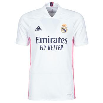 Abbigliamento T-shirt maniche corte adidas Performance REAL H JSY Bianco