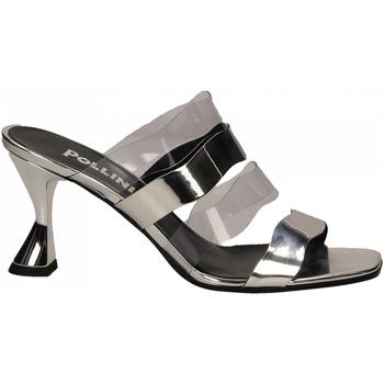 Scarpe Donna Sandali Pollini Silver POLLINI SE54 argento