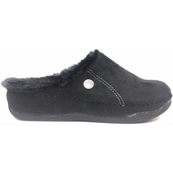 Scarpe Donna Pantofole Inblu ATRMPN-19100 Nero
