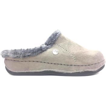 Scarpe Donna Pantofole Inblu ATRMPN-19101 Grigio