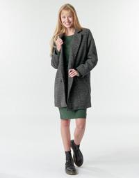 Abbigliamento Donna Cappotti Petrol Industries JACKET WOOL Grigio