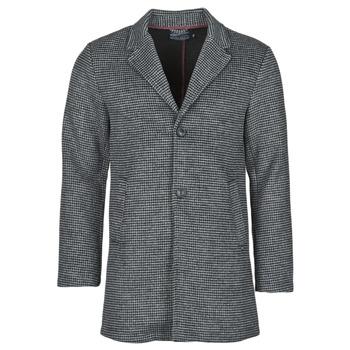 Abbigliamento Uomo Cappotti Petrol Industries JACKET WOOL Grigio