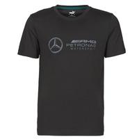 Abbigliamento Uomo T-shirt maniche corte Puma MAPM LOGO TEE Nero