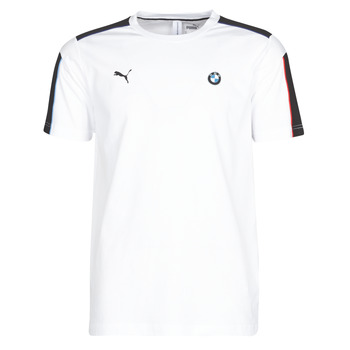 Abbigliamento Uomo T-shirt maniche corte Puma BMW MMS MS T7 TEE Bianco