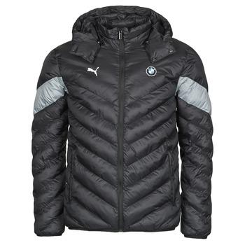 Abbigliamento Uomo Piumini Puma BMW MMS MCS PACKLITE JACKET Nero
