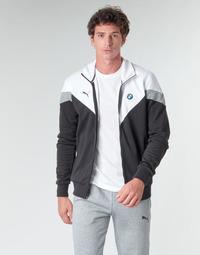 Abbigliamento Uomo Giubbotti Puma BMW MMS MCS SWEAT JACKET Nero
