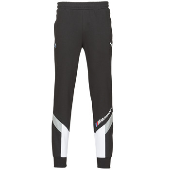 Abbigliamento Uomo Pantaloni da tuta Puma BMW MMS MCS SWEAT PANTS SLIM FIT Nero