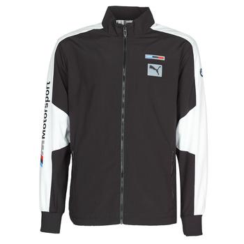 Abbigliamento Uomo Giacche sportive Puma BMW MMS WVN JACKET F Nero / Grigio / Bianco