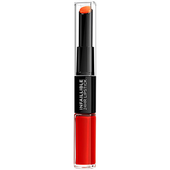 Bellezza Donna Rossetti L'oréal Infallible X3 24h Lipstick 506-red Infallible 5,60 ml