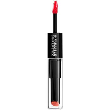 Bellezza Donna Rossetti L'oréal Infallible X3 24h Lipstick 701 Cerise