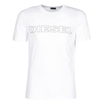 Abbigliamento Uomo T-shirt maniche corte Diesel JAKE Bianco