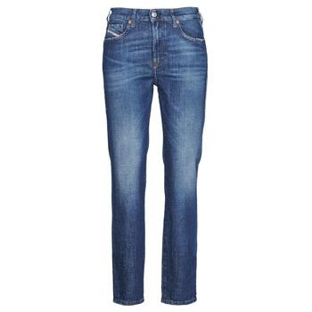 Abbigliamento Donna Jeans dritti Diesel JOY Blu / 009et