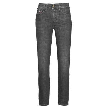 Abbigliamento Donna Jeans dritti Diesel D-JOY Grigio009jv