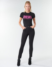Abbigliamento Donna Pantaloni 5 tasche Diesel P-CUPERY Nero9xx