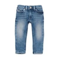 Abbigliamento Bambino Jeans skynny Diesel SLEENKER Blu