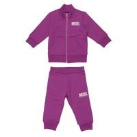 Abbigliamento Bambino Completo Diesel SONNY Rosa