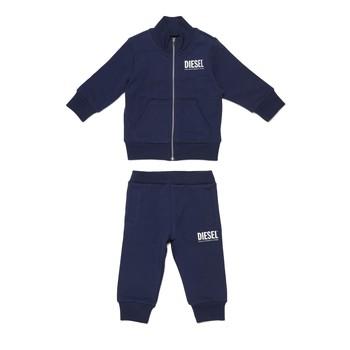 Abbigliamento Bambino Completo Diesel SONNY Blu