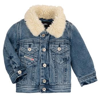 Abbigliamento Unisex bambino Giubbotti Diesel JESKI Blu