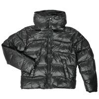 Abbigliamento Bambino Piumini Diesel JSMITHYAWH Nero