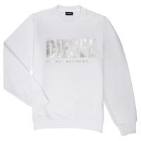 Abbigliamento Bambina Felpe Diesel SANGWX Bianco