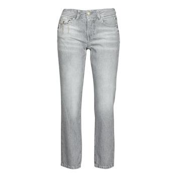 Abbigliamento Donna Jeans dritti Freeman T.Porter LOREEN DENIM Grigio