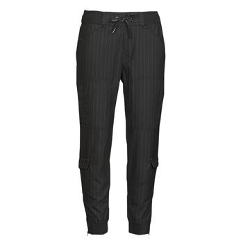 Abbigliamento Donna Pantaloni 5 tasche Freeman T.Porter CELINE SILIANO Nero