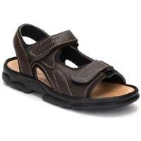Scarpe Uomo Sandali Morxiva Shoes  Marron
