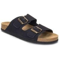 Scarpe Uomo Ciabatte Morxiva Shoes  Noir