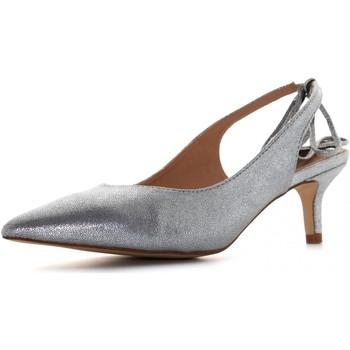 Scarpe Donna Décolleté Gold&gold scarpe donna decolletè GE70 ARGENTO Argento