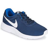 Scarpe Uomo Sneakers basse Nike TANJUN Blu / Bianco