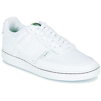 Scarpe Donna Sneakers basse Nike COURT VISION LOW PREM Bianco
